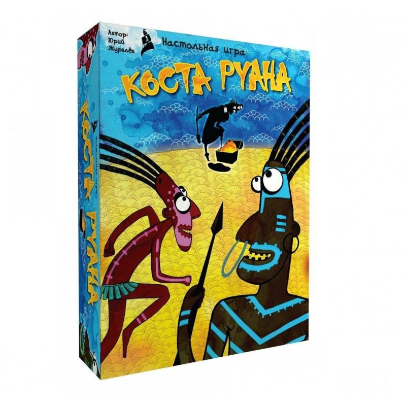Купить Настольная игра Коста Руана, СТИЛЬ ЖИЗНИ, от 8 лет, Не указан, 658433, Россия