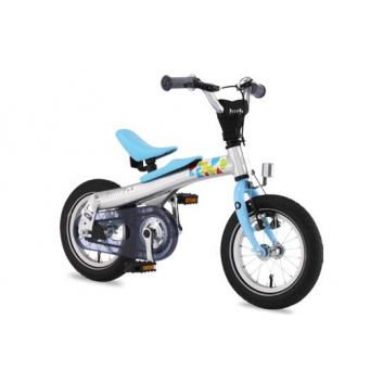 Спорт и отдых, Беговел-велосипед 2 в 1 12 Rennrad (синий)677324, фото