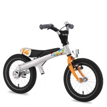 """Беговел-велосипед 2 в 1 14"""""""