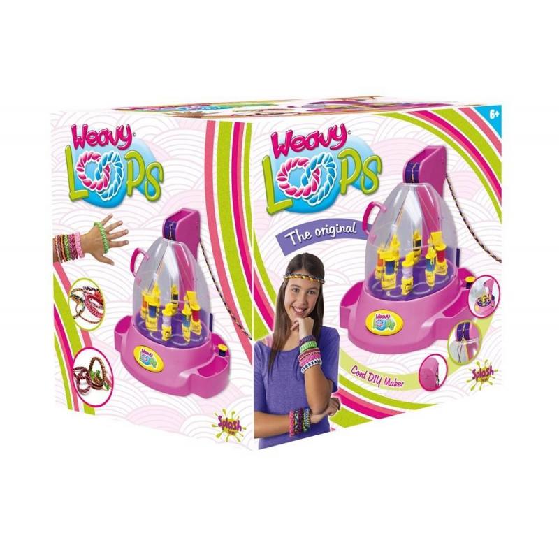 Splash Toys Машинка для плетения шнурочков кукла для театра управление с помощью ниток