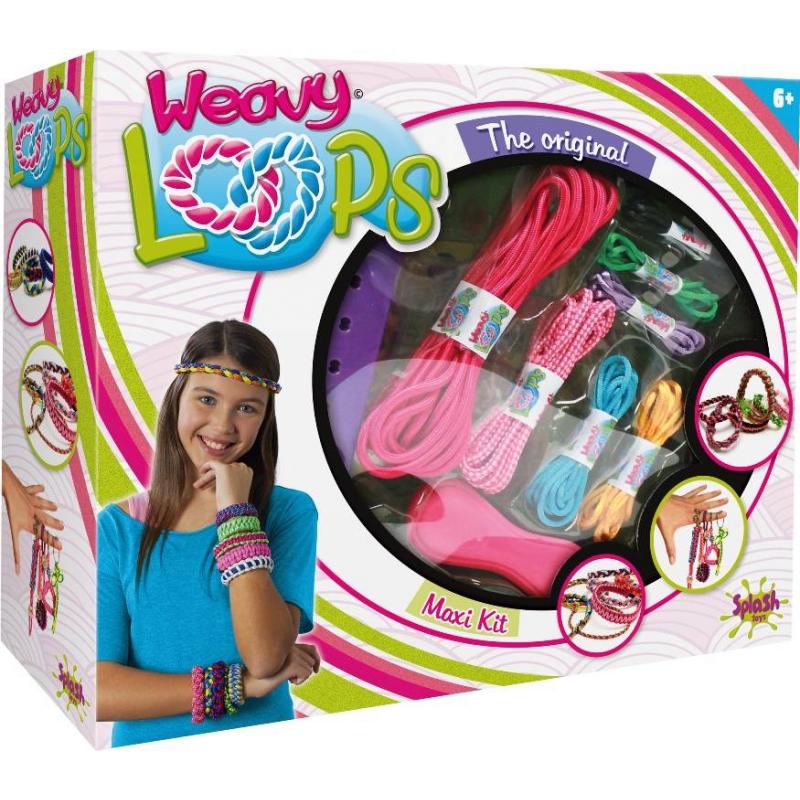 Splash Toys Набор для плетения 4 в 1 puj набор для купания splash 8 предметов