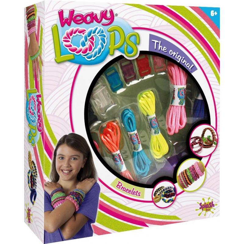 Splash Toys Набор для плетения браслетов