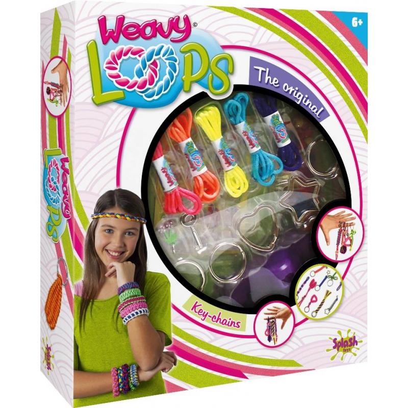 Splash Toys Набор для плетения брелочков puj набор для купания splash 8 предметов