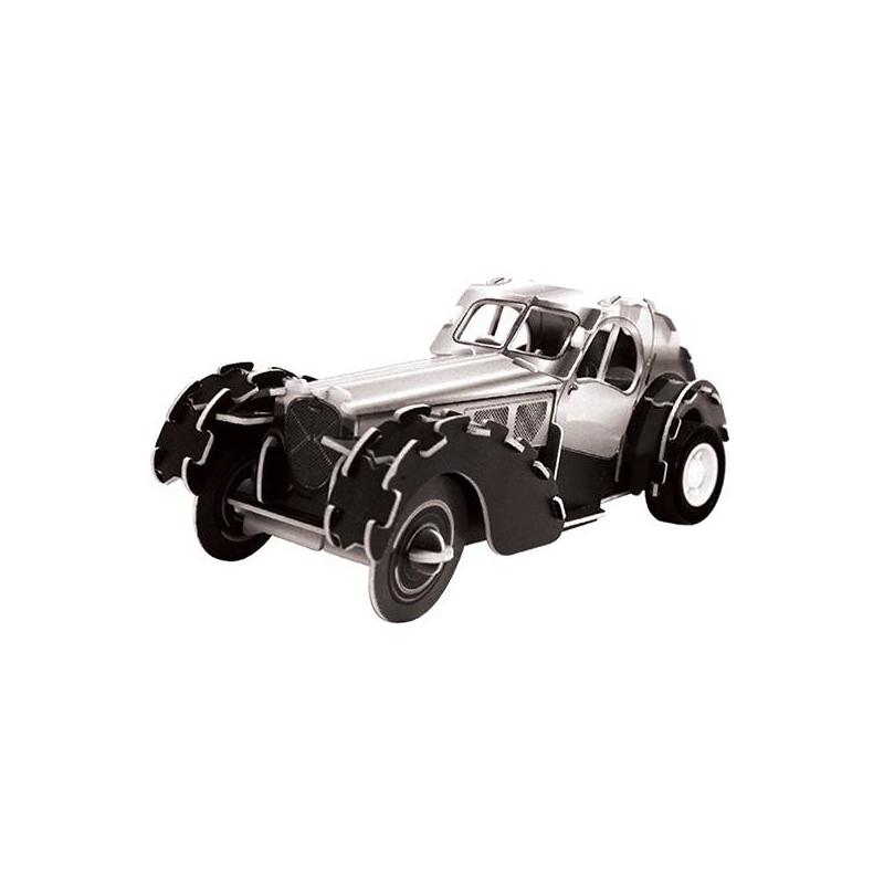 Пазл 3D Ретро автомобиль 57SC Coupe 67 деталей