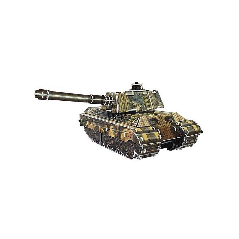 Пазл 3D Танк King Tiger 76 деталей