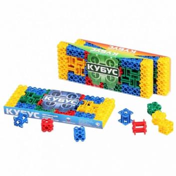 Конструктор Кубус Новый 40 элементов