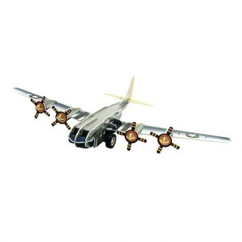 Пазл 3D Бомбардировщик В 17