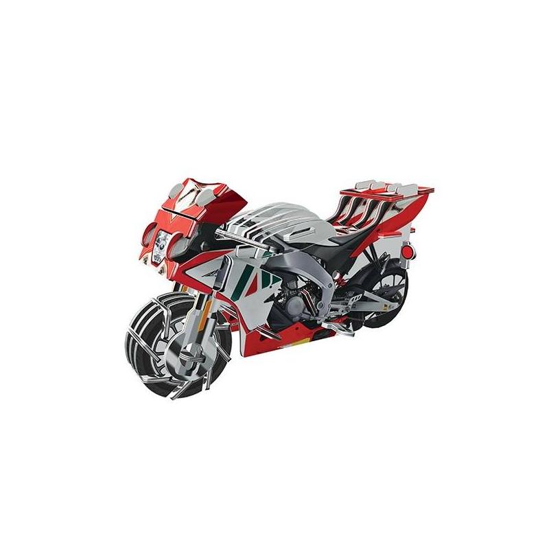 Пазл 3D Мотоцикл RGV 250 39 деталей