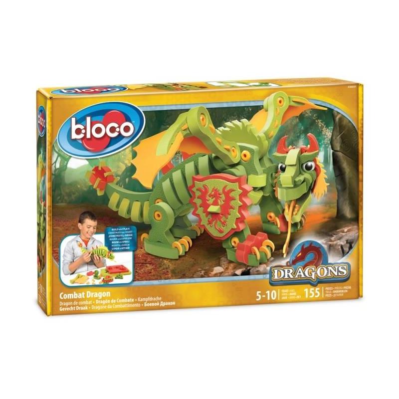 Bloco Конструктор Боевой дракон