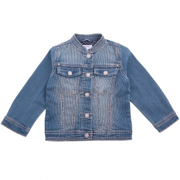 Девочки, Куртка PlayToday (синий)649049, фото