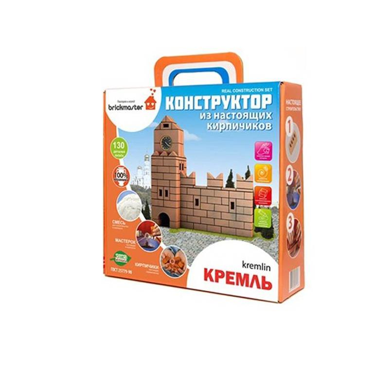 Brickmaster Конструктор Кремль 136 деталей