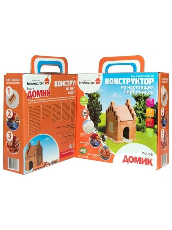 Конструктор Домик 99 деталей Brickmaster
