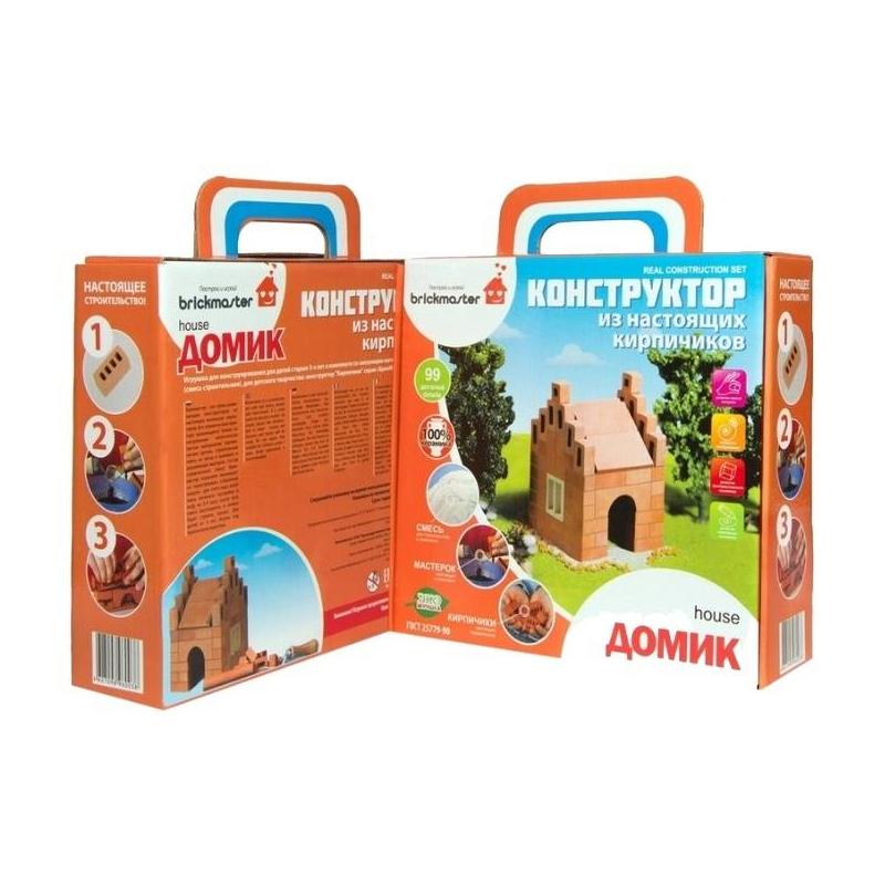 Brickmaster Конструктор Домик 99 деталей