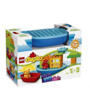 Конструктор Лодочка для малышей Duplo 007045/10567 LEGO