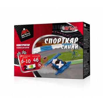 Конструктор Автомобиль Спорткар