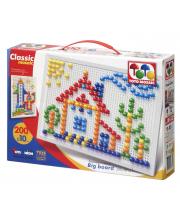 Мозаика цветная Домик ToysUnion