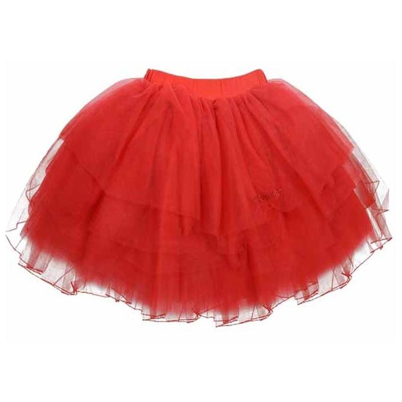 Юбка-пачкаЮбка-пачка красногоцвета из коллекции Cherry Bluesмарки De Salitto.<br>Пышная многослойная юбочка выполнена из фатина и дополнена удобным широким поясом на резинке.<br><br>Размер: 11+ лет<br>Цвет: Красный<br>Рост: 150<br>Пол: Для девочки<br>Артикул: 680331<br>Страна производитель: Китай<br>Сезон: Весна/Лето<br>Состав: 35% Хлопок, 65% Нейлон<br>Бренд: Италия