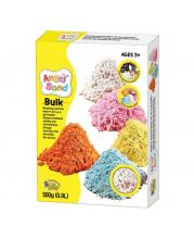 Набор песка для игры и творчества Белый 0,9 л