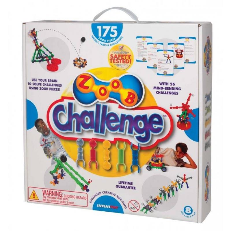 ZOOB Конструктор Challenge