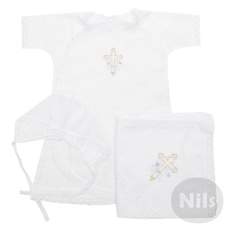 ДЛЯ КРЕЩЕНИЯ Комплект халат для крещения купить в ставрополе