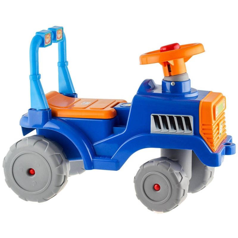 RT Каталка Трактор yandex печку на трактор мтз