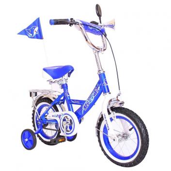 Велосипед двухколесный BA Дельфин 12