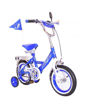 Велосипед двухколесный BA Дельфин 12 RT