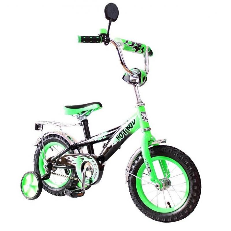 RT Велосипед двухколесный BA Hot Rod 12 детский велосипед hot rod 14 14134 green