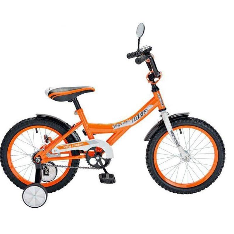 Велосипед двухколесный BA Wily Rocket 12