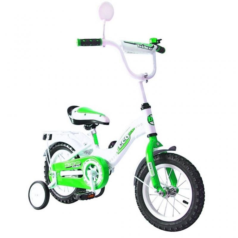RT Велосипед двухколесный Aluminium BA Ecobike 12 велосипед двухколесный navigator superman 12 вн12100