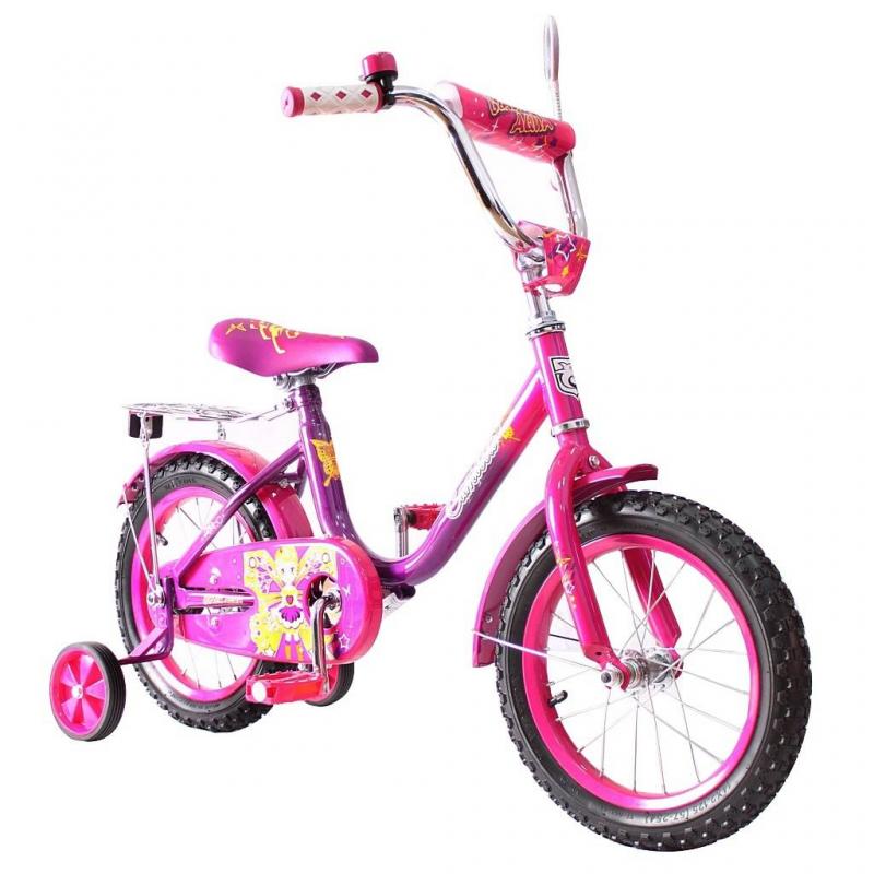 RT Велосипед двухколесный BA Camilla 14