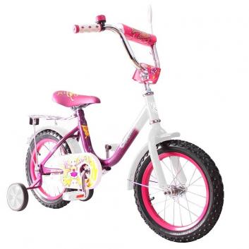 Велосипед двухколесный BA Camilla 16