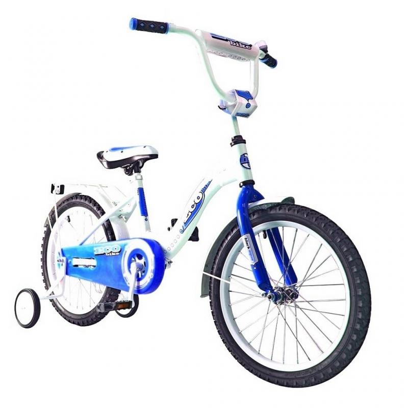 RT Велосипед двухколесный Aluminium BA Ecobike 16
