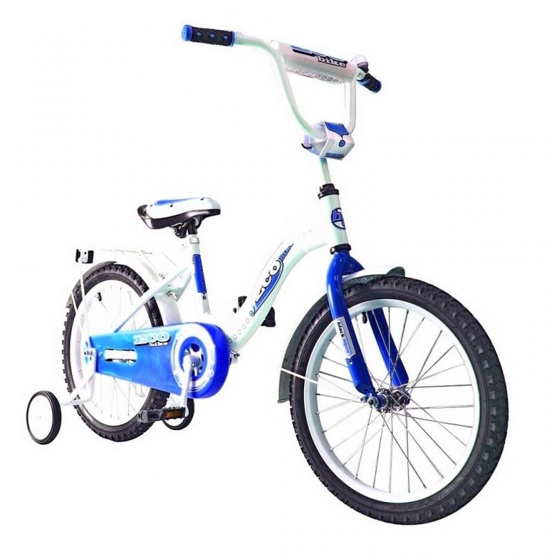 RT Велосипед двухколесный Aluminium BA Ecobike 18