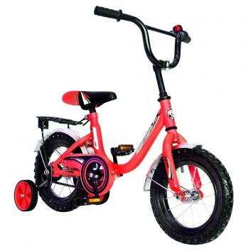 Велосипед двухколесный Мультяшка