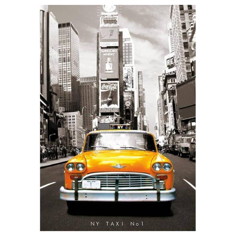 Educa Пазл Такси Нью-Йорк 1000 деталей