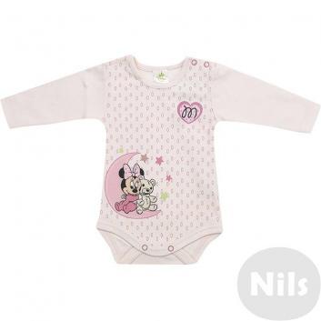 Малыши, Боди LINAS BABY (розовый)603619, фото