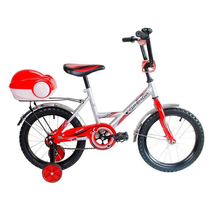 RT Велосипед двухколесный Мультяшка Френди 16