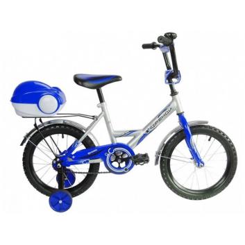 Спорт и отдых, Велосипед двухколесный Мультяшка Френди 16 RT (синий)650776, фото
