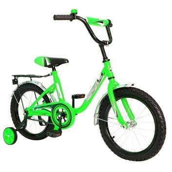Велосипед двухколесный Мультяшка 16