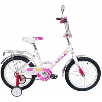 Велосипед двухколесный Black Aqua Фея 12
