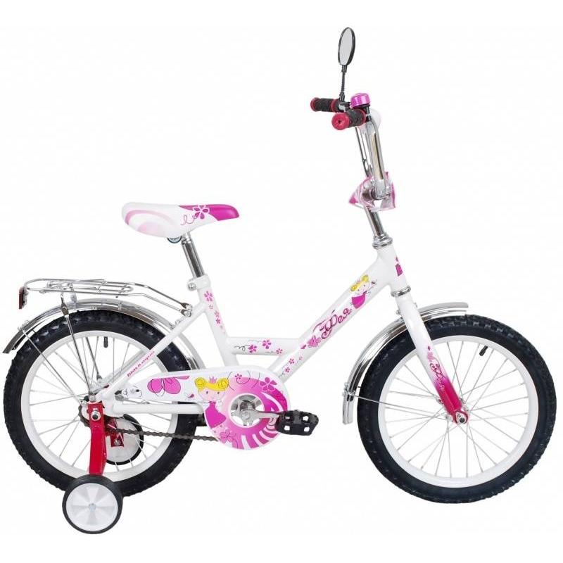 RT Велосипед двухколесный Black Aqua Фея 12 детский велосипед для девочек mtr black aqua princess 14 kg1402 pink