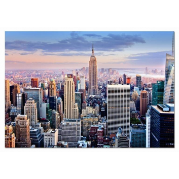 Игрушки, Пазл Манхеттен Нью-Йорк 1000 деталей Educa 667230, фото