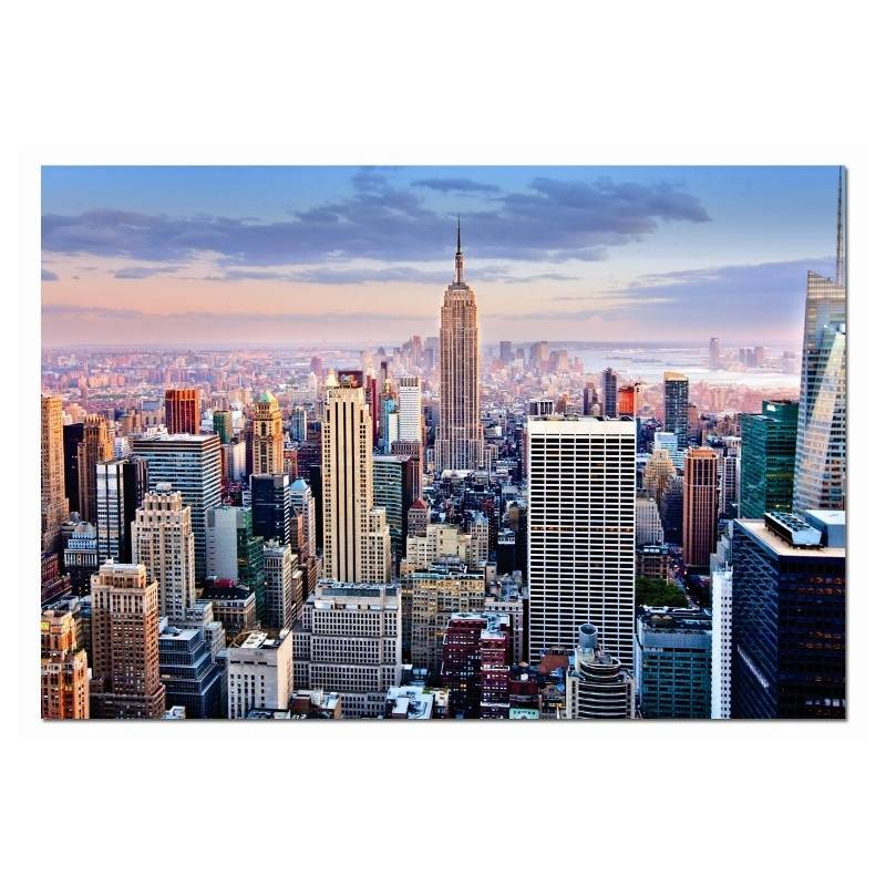 Educa Пазл Манхеттен Нью-Йорк 1000 деталей пазлы educa пазл леди в голубом кетто 1000 элементов