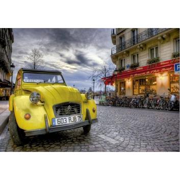 Пазл Сумерки в Париже 1000 деталей