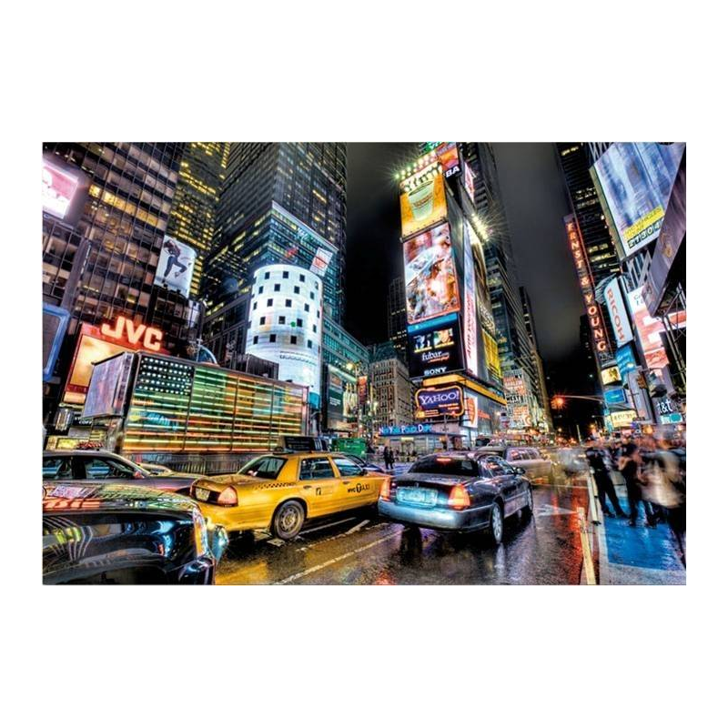 Educa Пазл Таймс Сквер Нью-Йорк 1000 деталей пазлы educa пазл нью йорк коллаж 1000 элементов