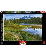 Пазл Национальный парк Маунт-Рейнир 1500 деталей