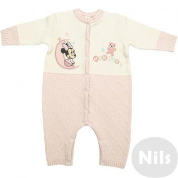 Малыши, Комбинезон LINAS BABY (розовый)603616, фото