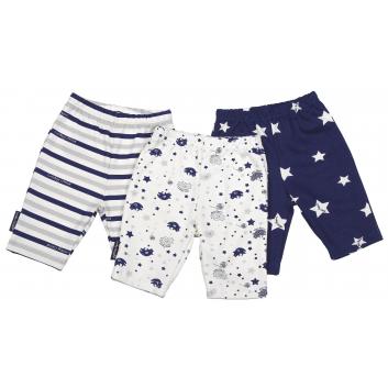 Малыши, Комплект шорт 3 шт Lucky Child (темносиний)685174, фото