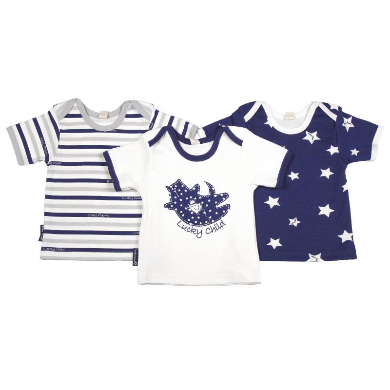 Lucky Child Комплект футболок 3 шт пижамы lucky child пижама